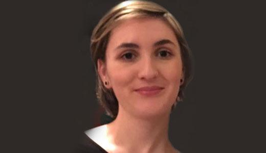 Mitarbeiterin Ana-Maria Manole